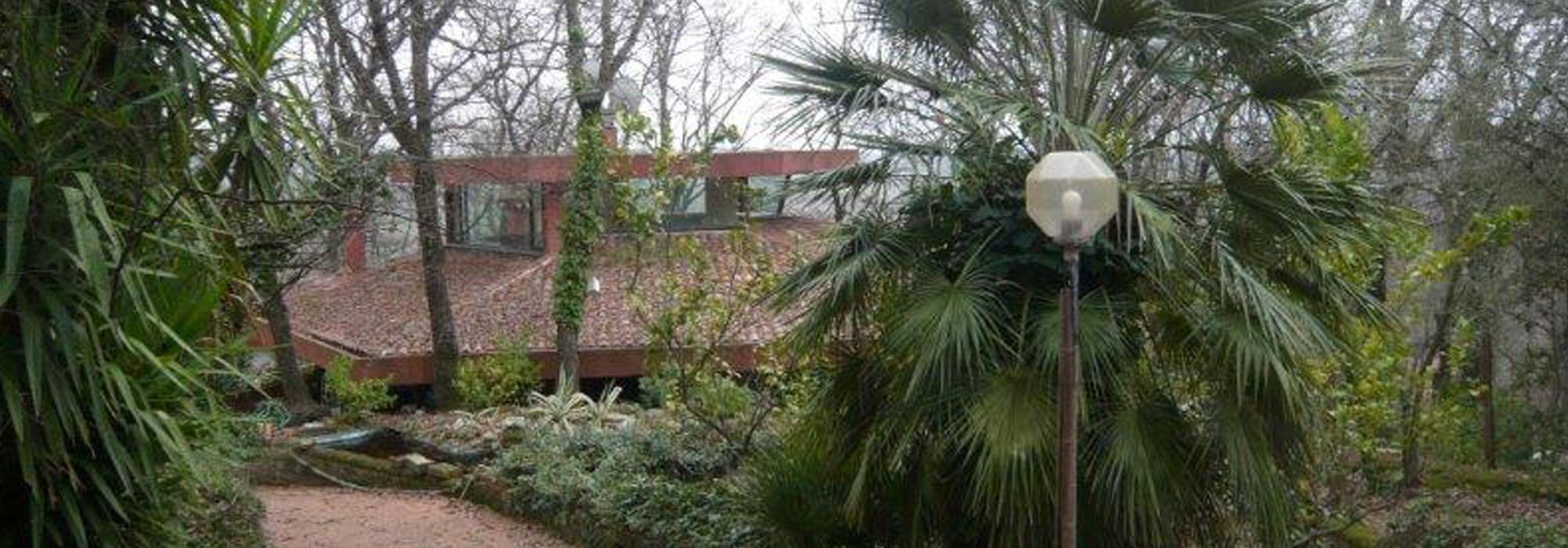 Villa Colleromano disegno Ottagonale