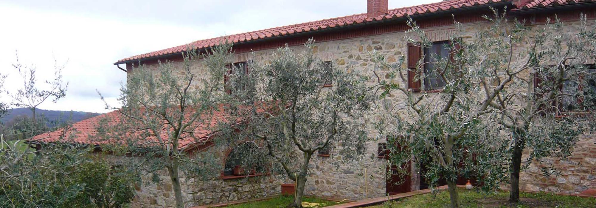 Casale in Toscana a Scansano