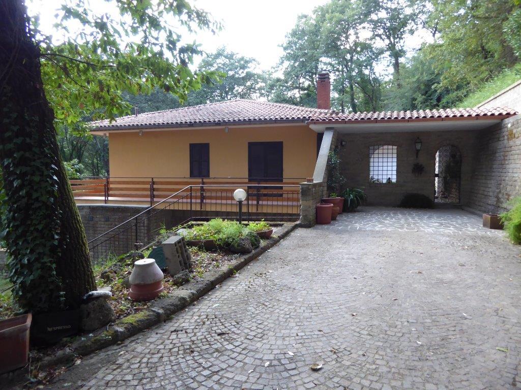 Villa a Colleromano