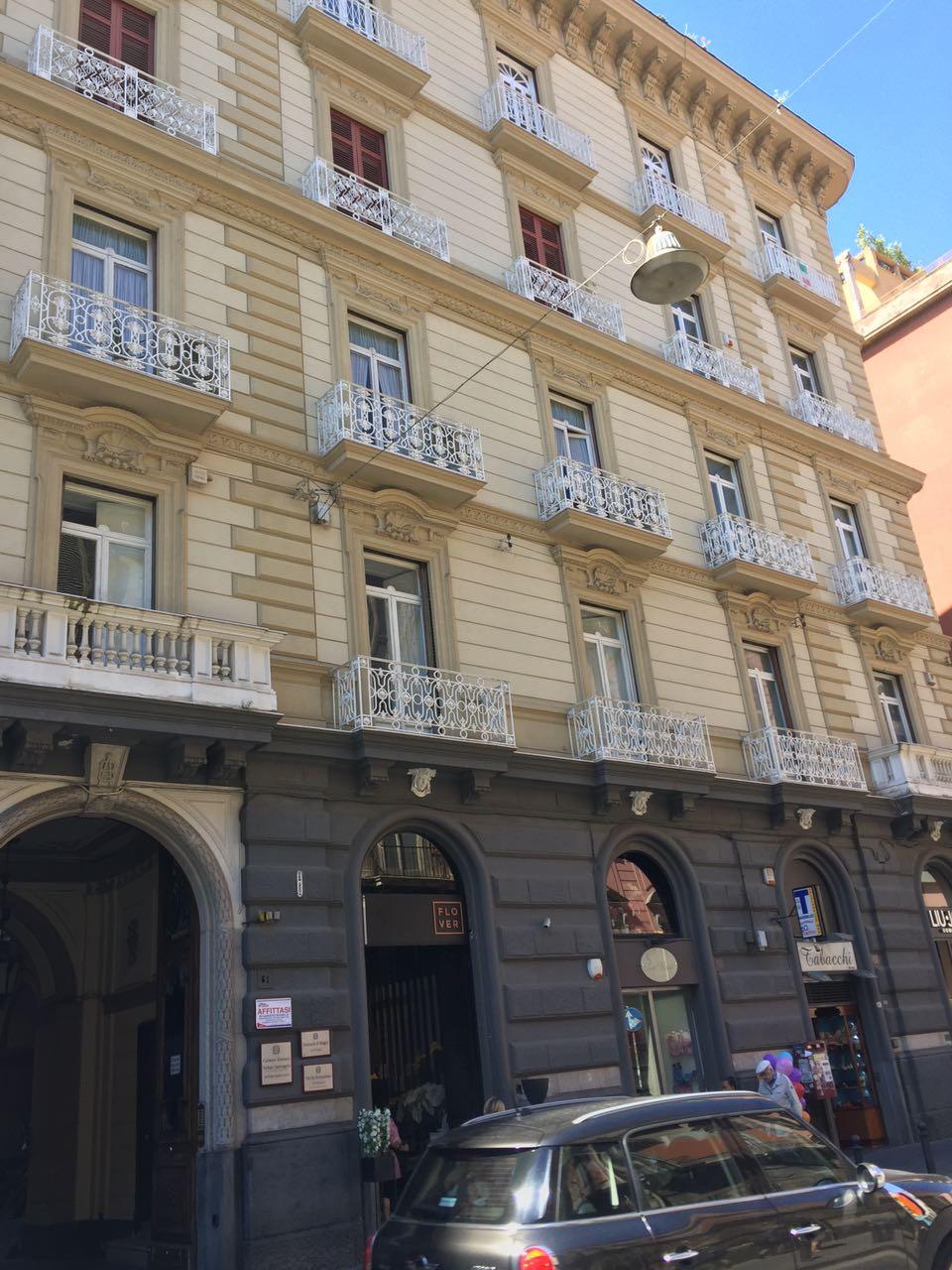 Ufficio Via dei Mille Napoli