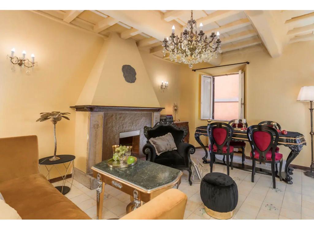 Appartamento nel Centro Storico di Roma